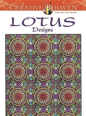 lotus design indonesia lotus designs alberta hutchinson 9780486490892
