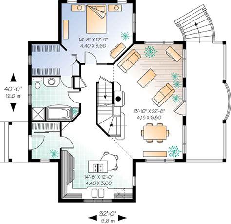 Danwood Haus Verkleinern by Floor Plan Of Bungalow Coastal Country Craftsman