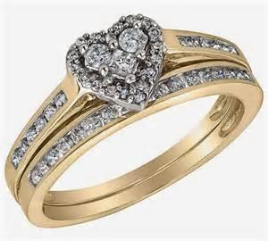 gold wedding sets shaped yellow gold wedding ring sets design