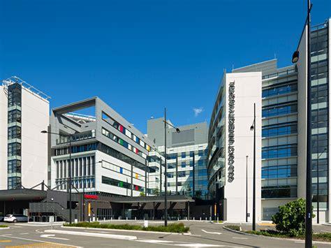 Sydney Hospital Detox Unit by Acute Care Facilities Sth Health Architecture