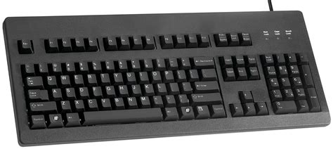 Keyboard Elektronik g80 3000lscde 2 keyboard usb black german layout at