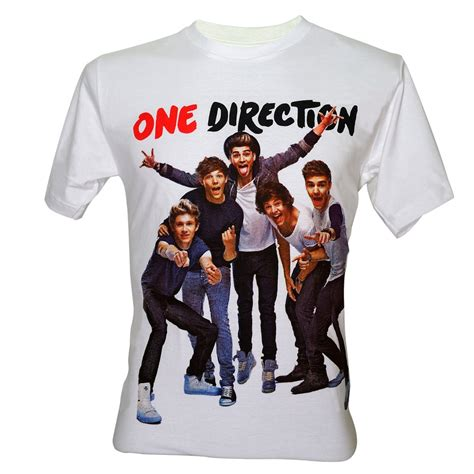 Tshirt E T One Clothing clothing onedirection merchandis334e