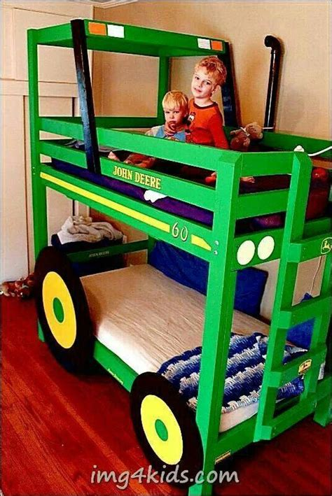 tractor bed tractor bed ideas for my boys toddler yrs pinterest