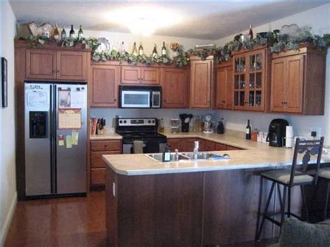 decorating the top of kitchen cabinets above cupboard decoration ideas home design and decor