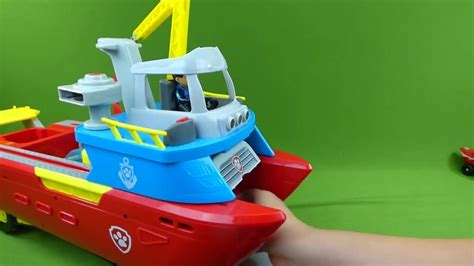 can paw patrol boat go in water paw patrol toys sea patroller boat with sea patrol ryder