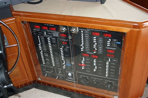yacht finder electrical panel yacht finders international