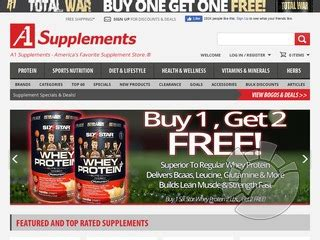a supplements promo code a1 supplements coupons promo codes
