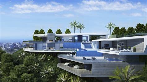 Design A Mansion by Modern Hillside Mansion Interior Design Ideas