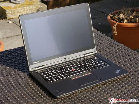 Laptop Lenovo Thinkpad 12 by Lenovo Thinkpad 12 Convertible Review Notebookcheck
