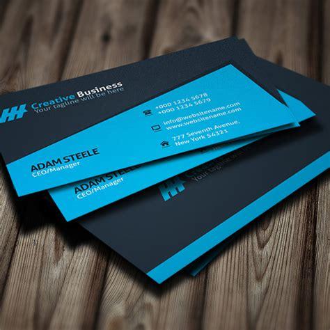 Visitenkarten Norm by Standard Business Cards The Print Shop