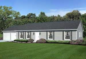 A Tale Of One House Ranch House Plans Ranch Style Homes