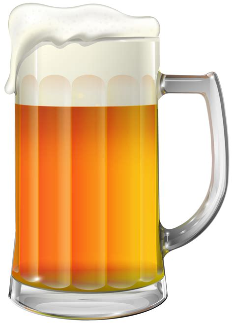 beer cartoon transparent beer mug transparent png clip art image gallery
