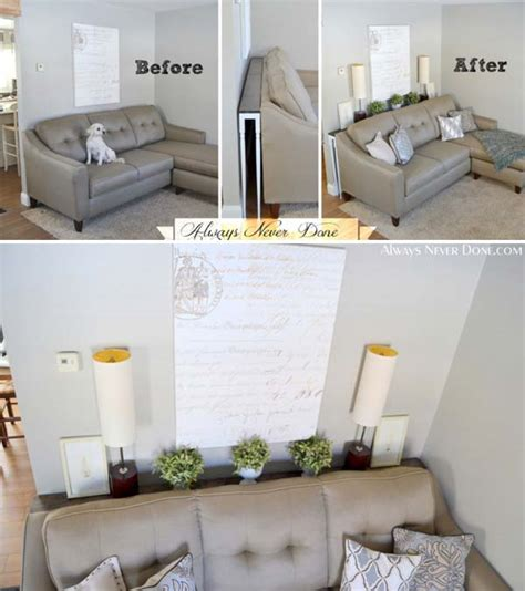how to use a sofa table 25 amazing ideas how to use your home s corner space