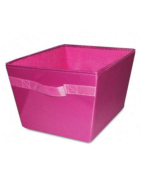 light pink storage cubes love this homz light pink storage bin by homz