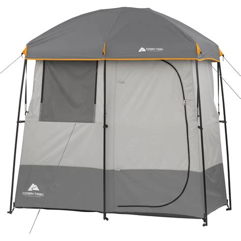 c bathroom tent ozark trail 2 room non instant shower tent ebay