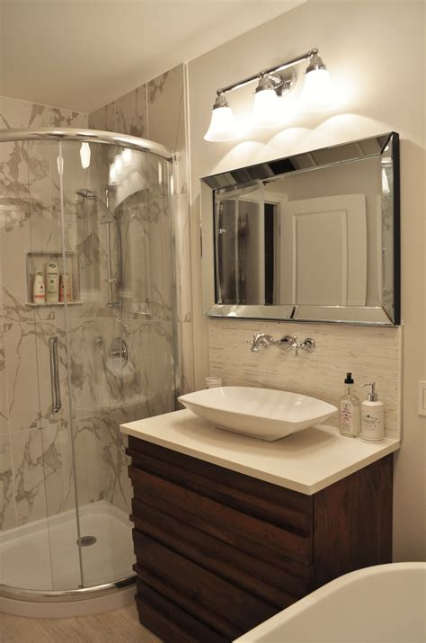 compact bathroom designs small guest bathroom description