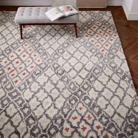 west elm area rugs anatolia wool shag rug west elm