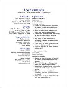 Best Free Resume Templates by Best Letter Sles Templates Of Resume