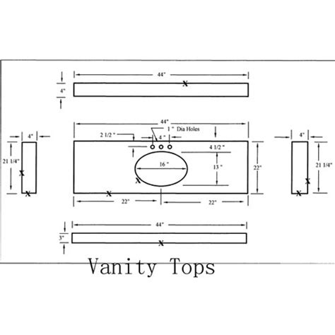 Bathroom Countertops Detail Cad Drawing Kitchentop Drawing Countertops Drawing Vanity