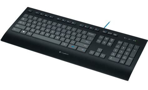k290 comfort keyboard for pc logitech