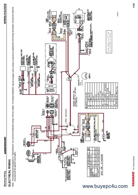 yanmar 2002d wiring diagram lights wiring diagrams