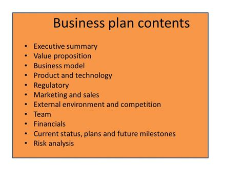 how to write a business plan sales plans marketing party