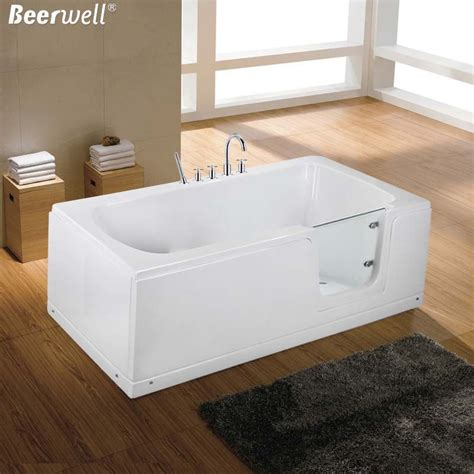 bathtubs for seniors popular walk in tubs buy cheap walk in tubs lots from