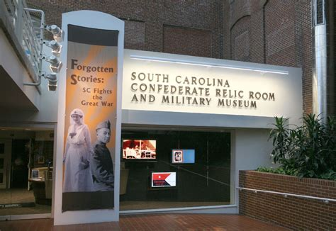 Confederate Relic Room by South Carolina Confederate Relic Room Museum American Reciprocal Museum Narm