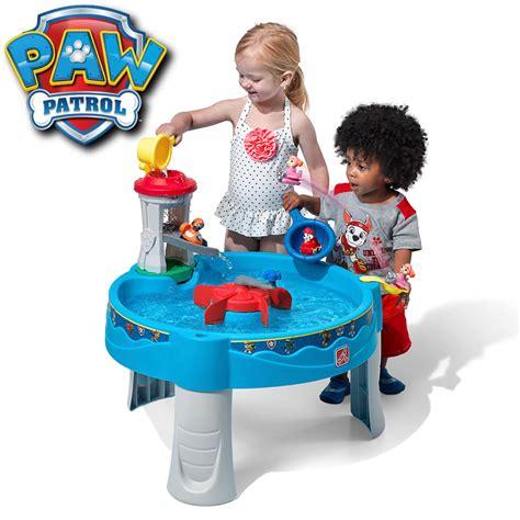 speelgoed paw patrol paw patrol water table kids sand water play step2