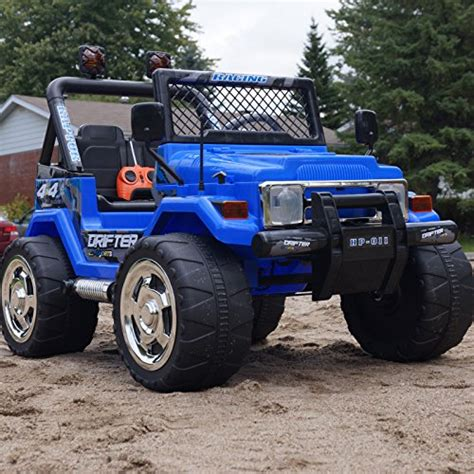 Motorized Jeep For Motorized Electric Battery Powered Ride On Cars