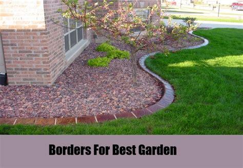 Landscape Edging Best 6 Best Garden Edging Ideas Tips For Creative Garden