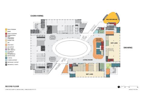 research center floor plan a new research center neurosciences institute