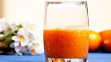 Orange Banana Detox Smoothie by Detox And Cleanse