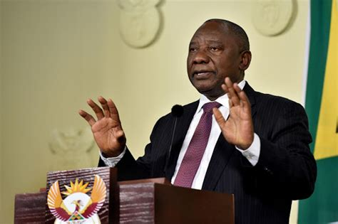 ramaphosa the who would be king books pastors tell ramaphosa to step up
