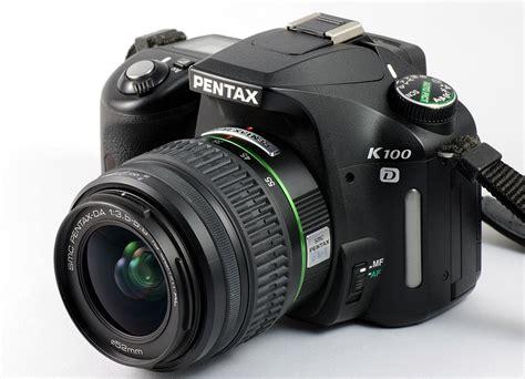 digital pentax pentax k100d