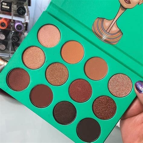 Eyeshadow Juvia S 25 best ideas about nubian palette on juvia makeup juvias place and juvia s place