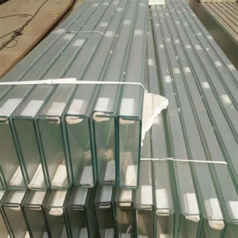 interior curtain wall exterior channel glass curtain wall u channel glass for