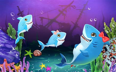 baby shark games apk shark mommy s new ocean baby android apps on google play