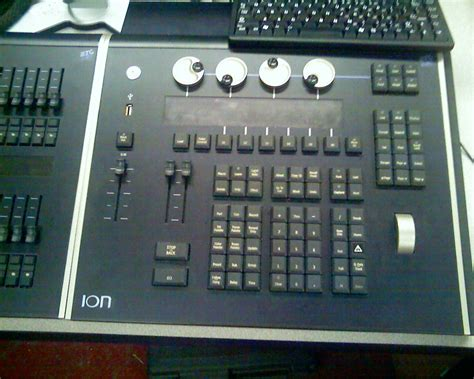 Etc Lighting Console by File Etc Ion Lighting Console Jpg