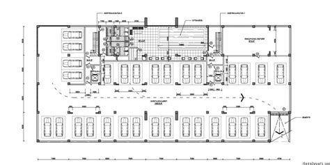 Parking Building Floor Plan ground floor santa fe the works floor plans showroom parking space how