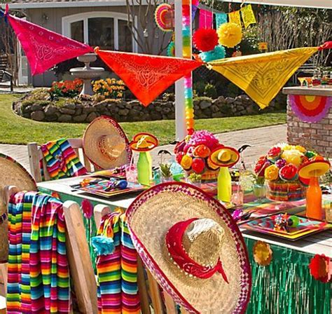 mexican style christmas decoration in pinterest tbdress brighten your wedding day with trendy vibrant mexican wedding theme ideas