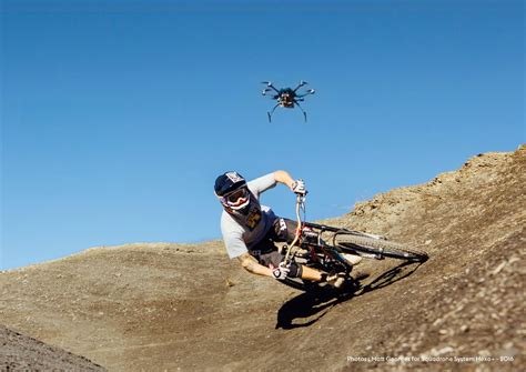 Drone Hexo 3d printed prototypes helped the hexo drone take