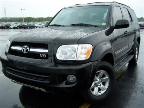 Used Toyota Sequoia For Sale In Used 2005 Toyota Sequoia Sport Utility 11 999 00