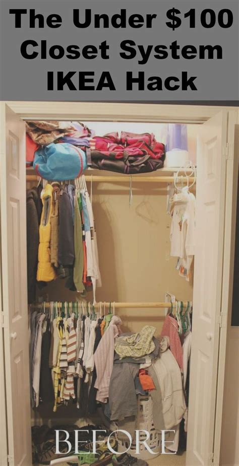 wardrobe  reclaimed doors ikea closet system closet