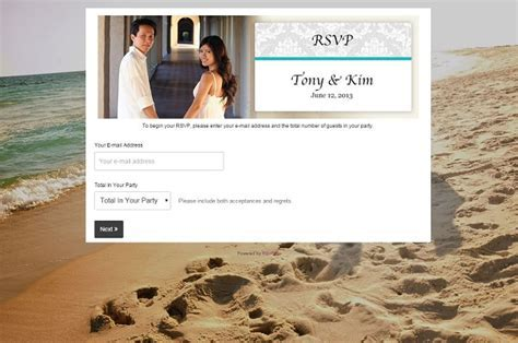 Best Websites for Wedding Guests to RSVP