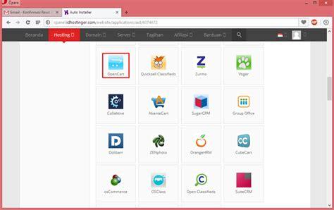 membuat website toko online dengan blogspot membuat website toko online dengan cms opencart