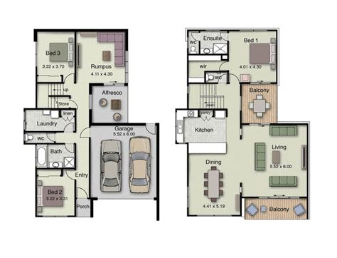 inverted living 31 best reverse living house plans images on pinterest
