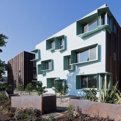 design brief for low cost housing kevin daly builds low cost housing community in santa monica