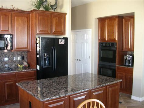 Kitchen Cabinets With Black Appliances The Worth To Be Made Espresso Kitchen Cabinets Ideas You Can Try