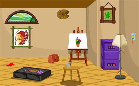 escape game artist room